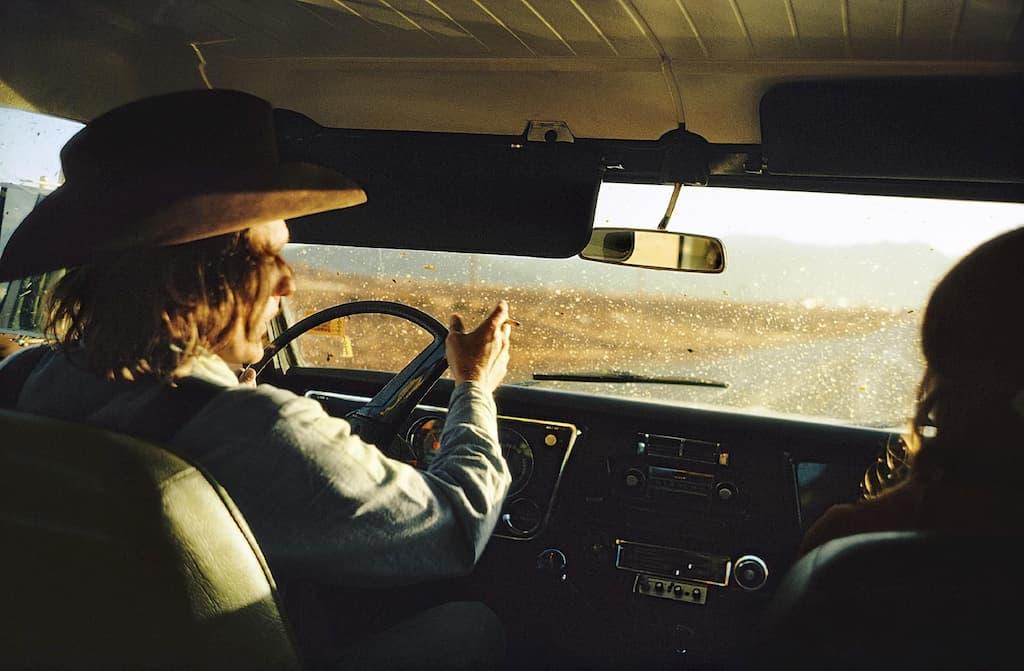 William Eggeston livre Los Alamos Dennis Hopper
