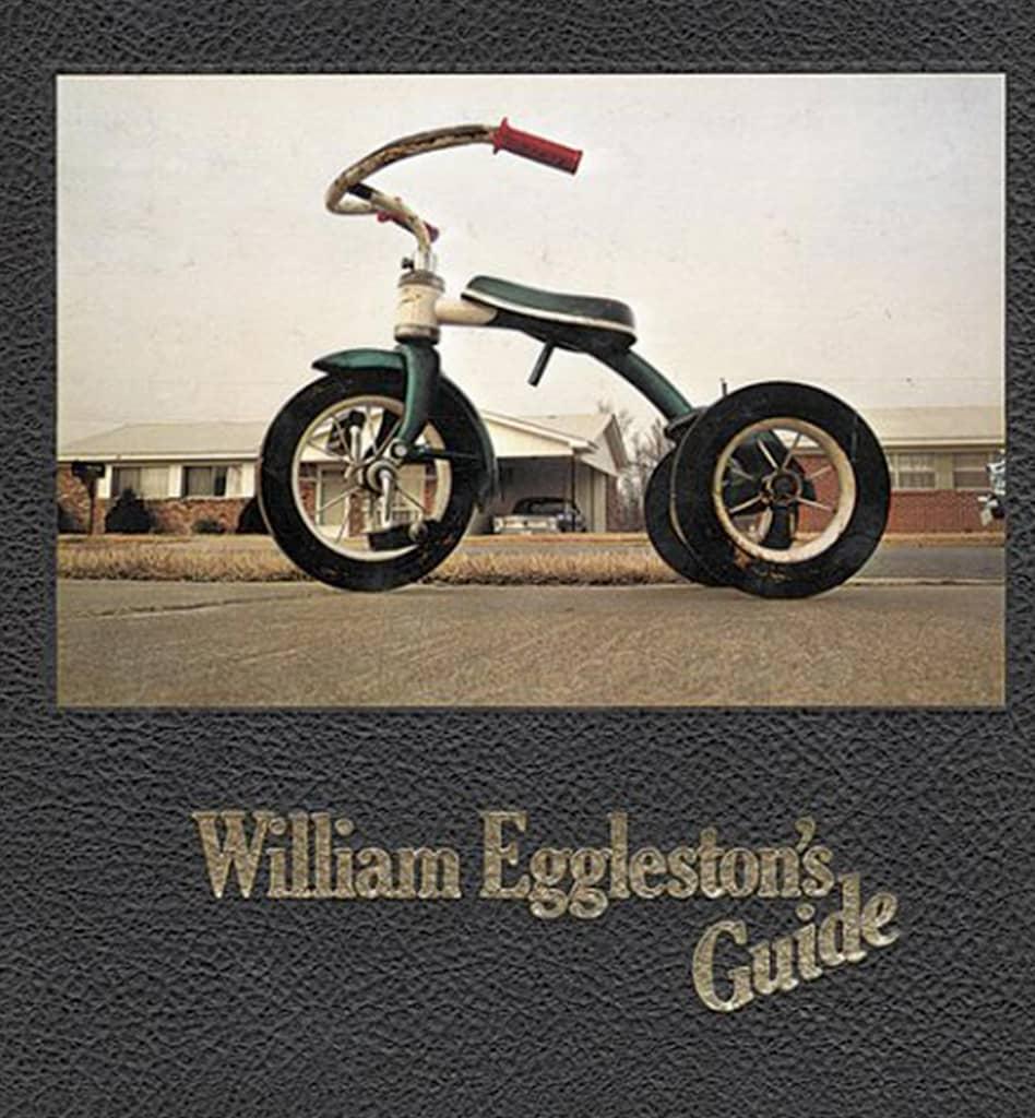 William Eggeston livre The Guide couverture