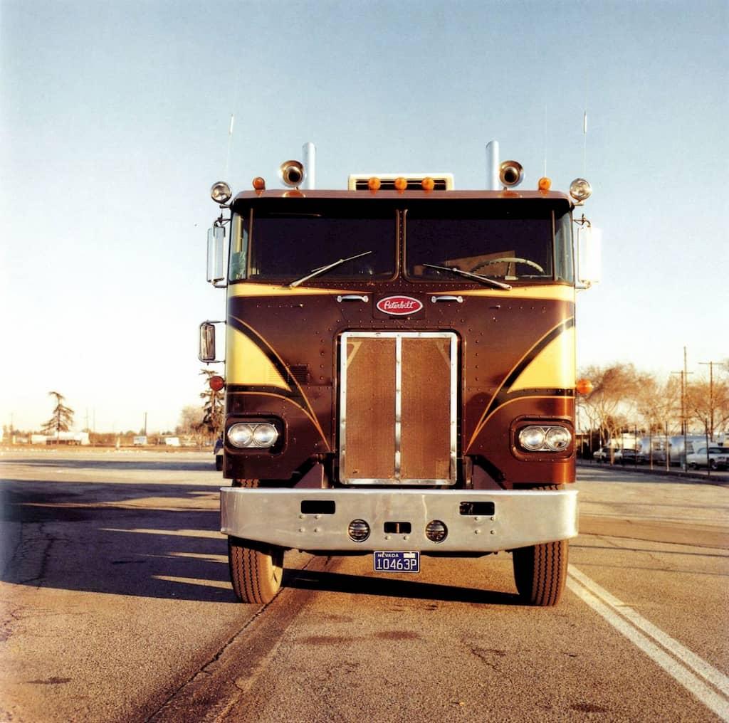 William Eggleston livre 2 1/4 camion