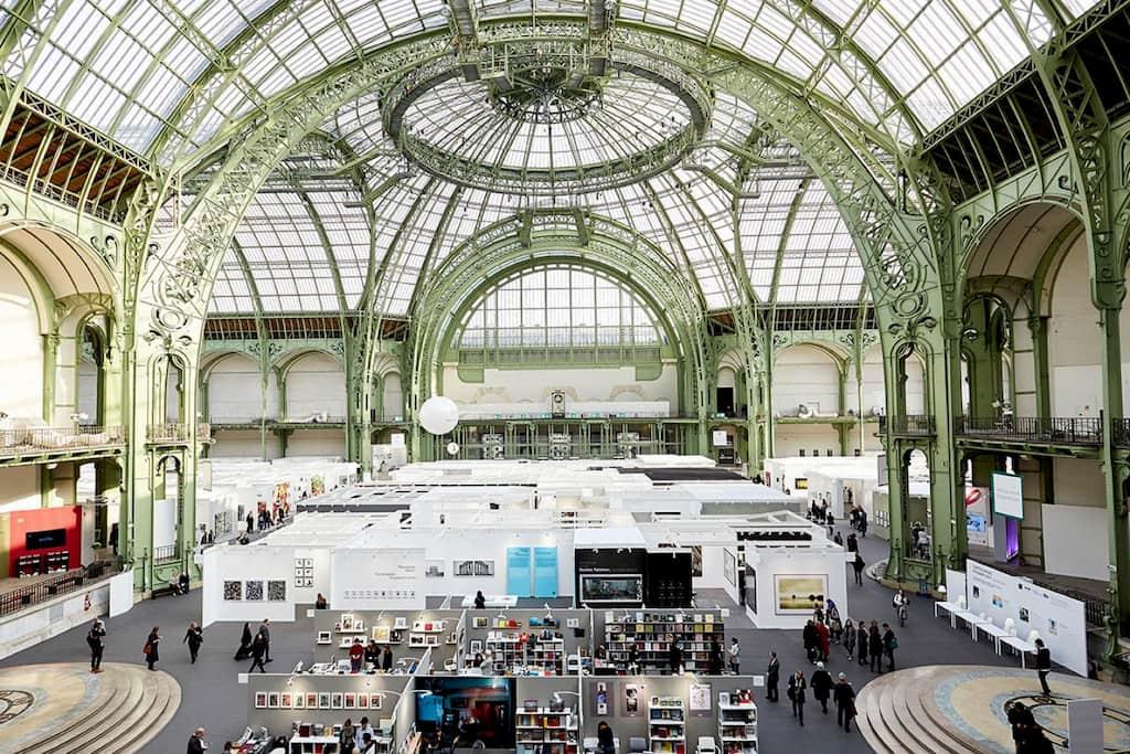 Paris Photo 2018 au Grand Palais