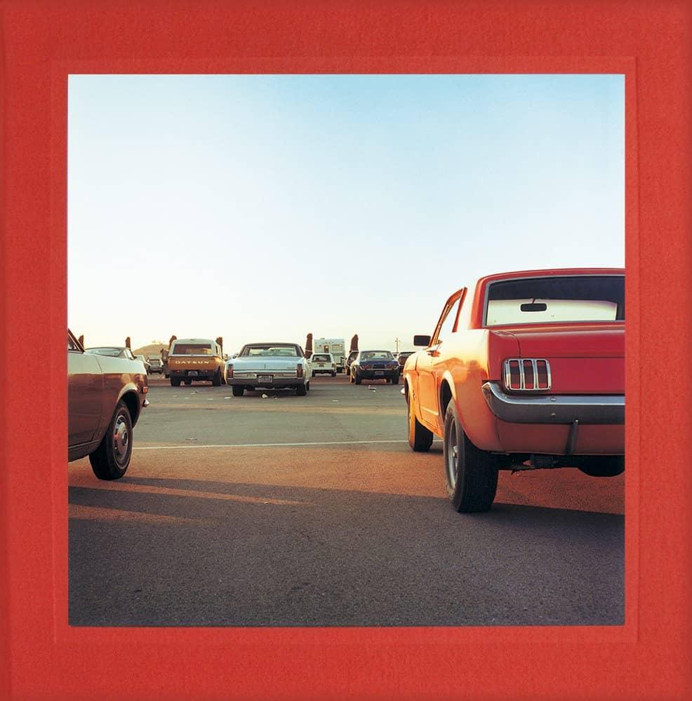 William Eggleston livre 2 1/4  couverture