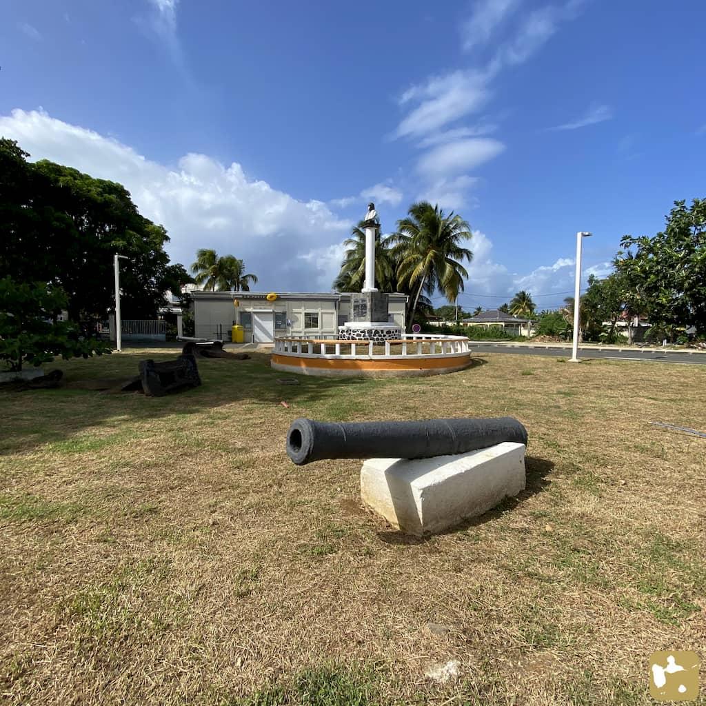Le mémorial Christophe Colomb