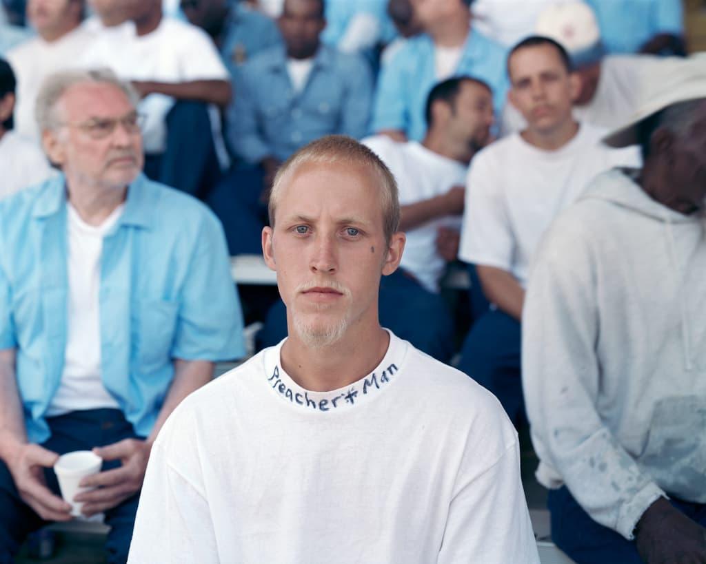 © Alec Soth - Joshua - Prison d'Etat Angola, Louisiane