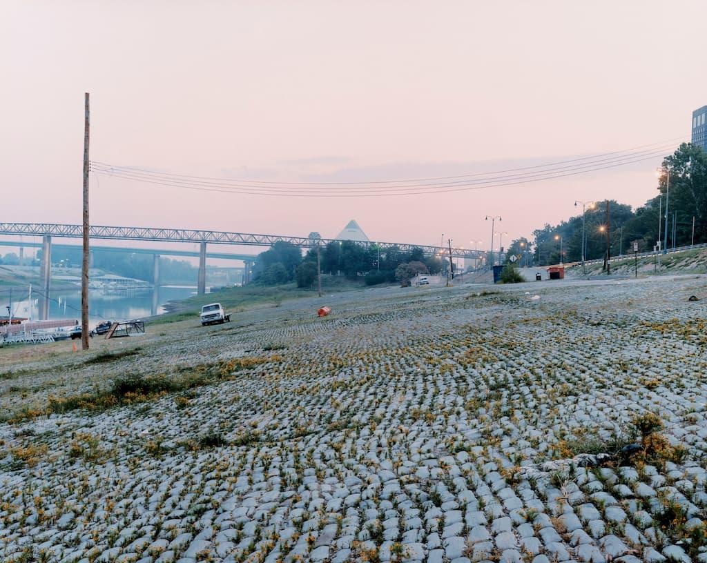 © Alec Soth - Harbor Marina - Memphis, Tennessee