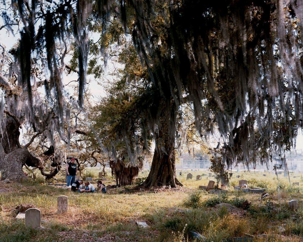© Alec Soth - Holt Cemetery - Nouvelle-Orléans, Louisiane