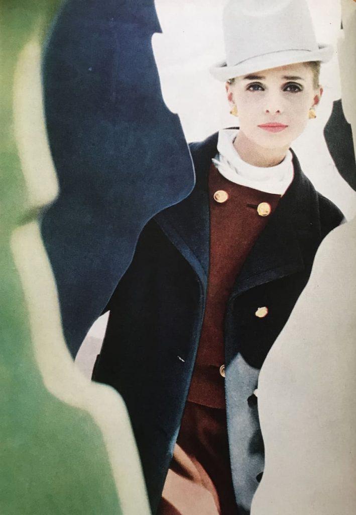 Saul Leiter - Harper's Bazaar - 1963