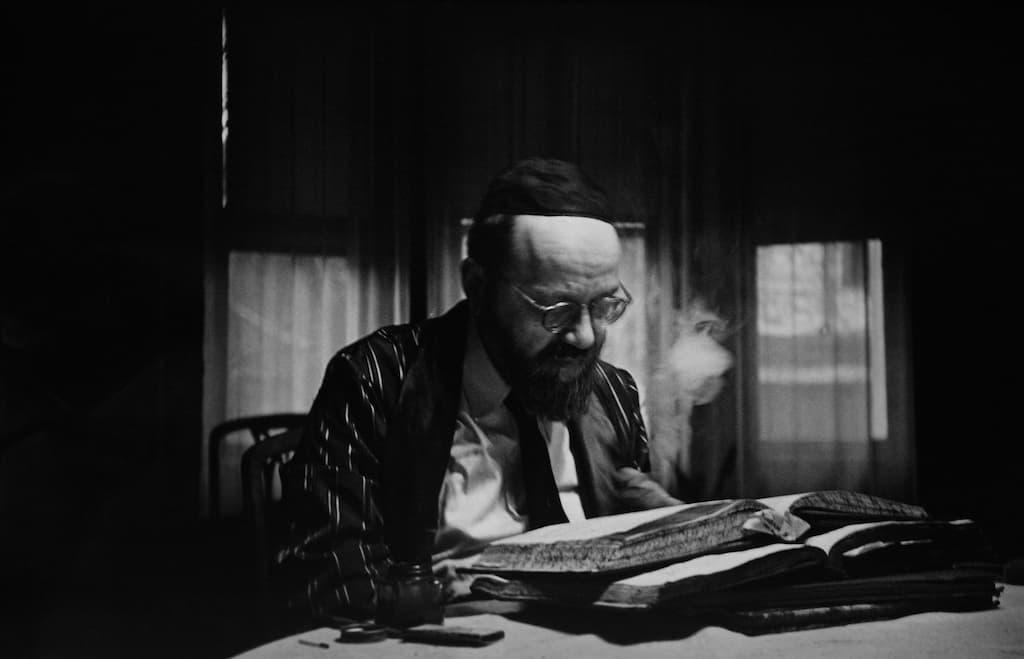 Saul Leiter - Wolf Leiter - 1942