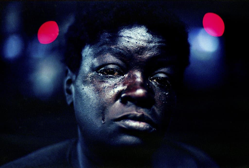 Photo de Khalik Allah : un homme pleure